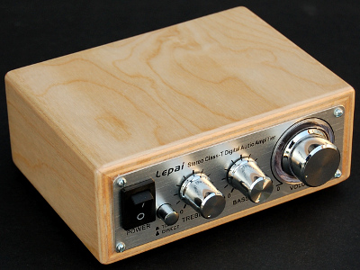 NSMT Modified Lepai amplifier